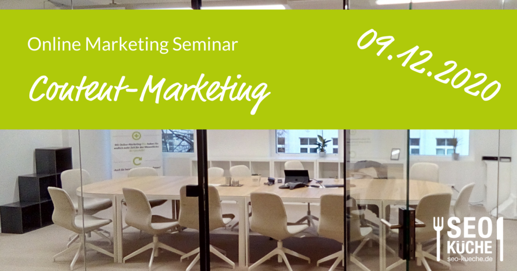 Seminar Content-Marketing