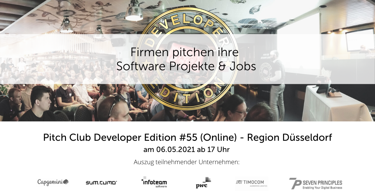 Pitch Club Developer Edition #55