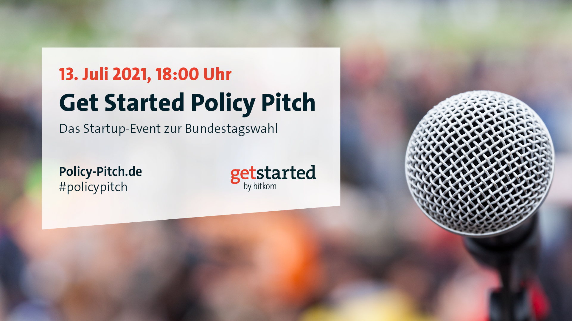 Get Started Policy Pitch