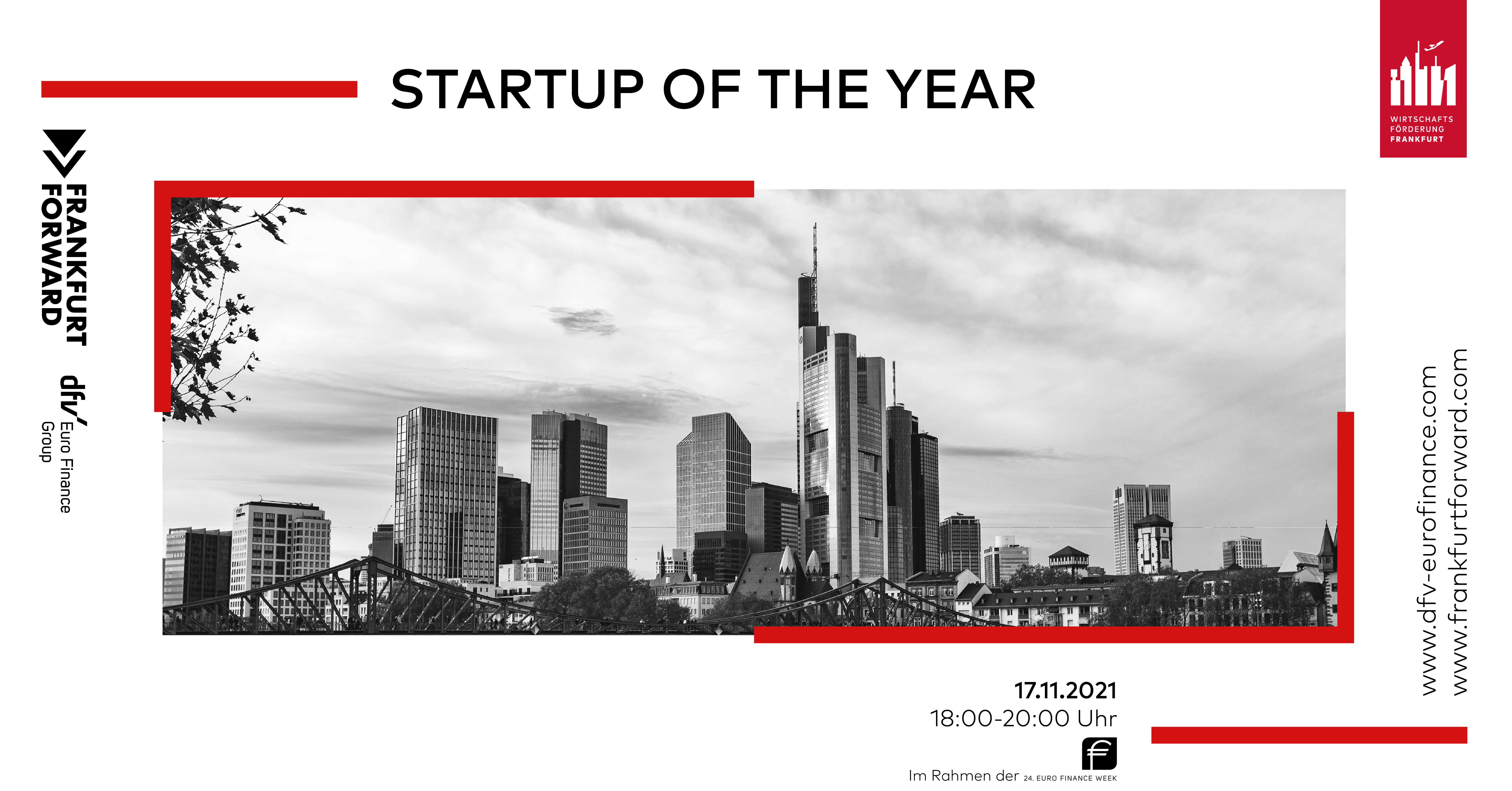 Startup of the Year - EURO FINANCE Tech Day 2021