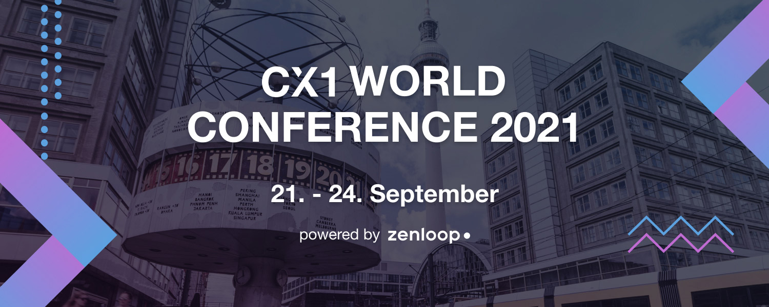 CX1 World Conference
