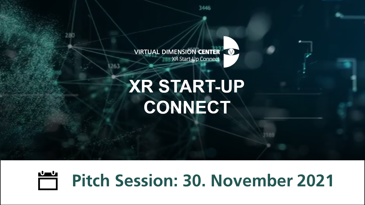 XR Start-Up Connect